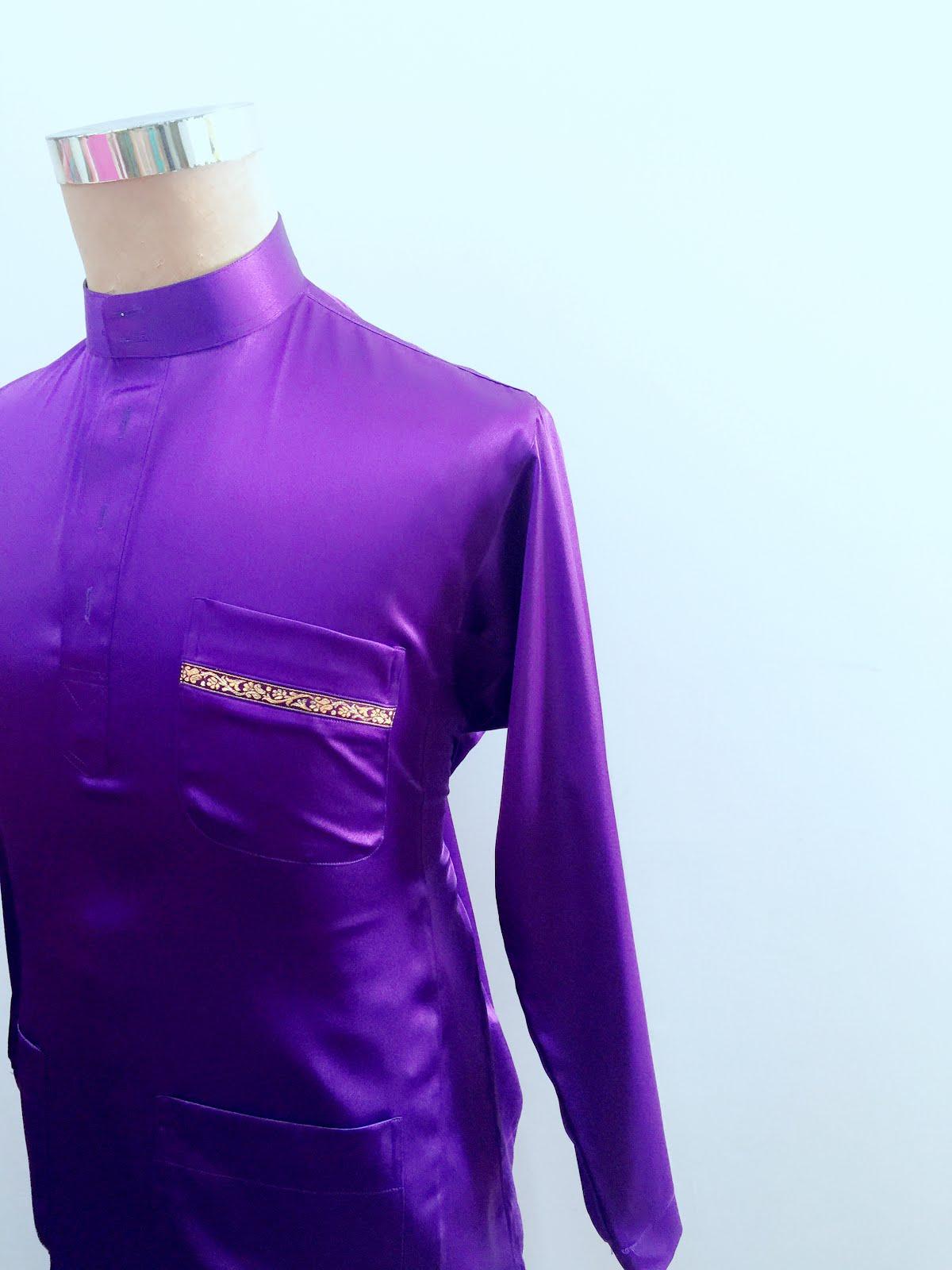 Coollection Baju Melayu Cekak Musang