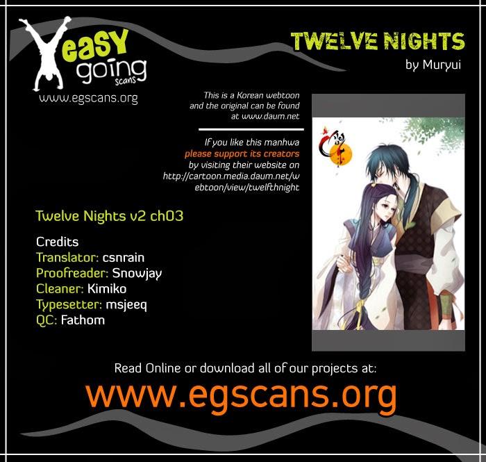 Twelve Nights - Chapter 29