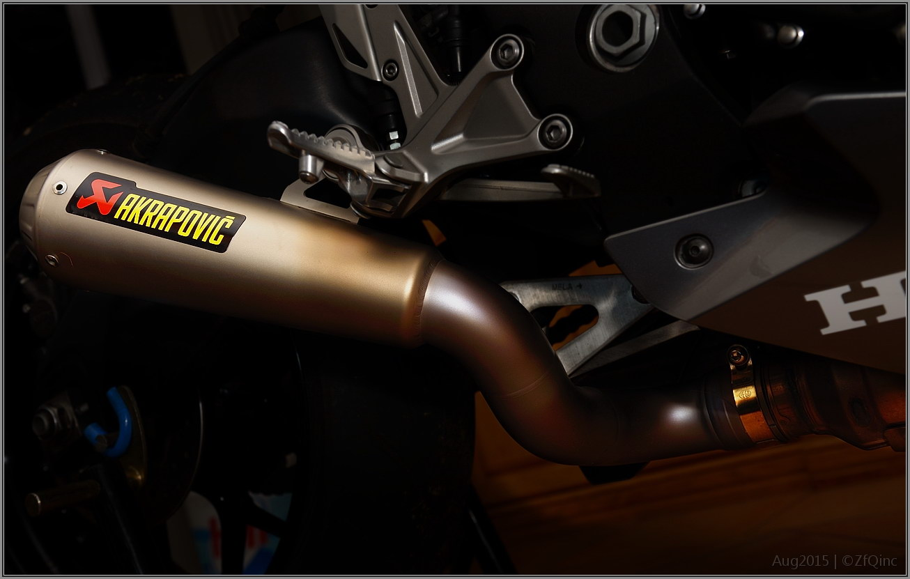 Superbike Solutions 2014 Cbr1000rr Aftermarket Exhaust And Dyno Tuning Two Brothers Honda 2012 Silver Series Slip On System With M 2 Carbon Fiber Canister After Fitting A Less Flow Restrictive To Your Fireblade You Will Hopefully Have Improved Its Volumetric Efficiency