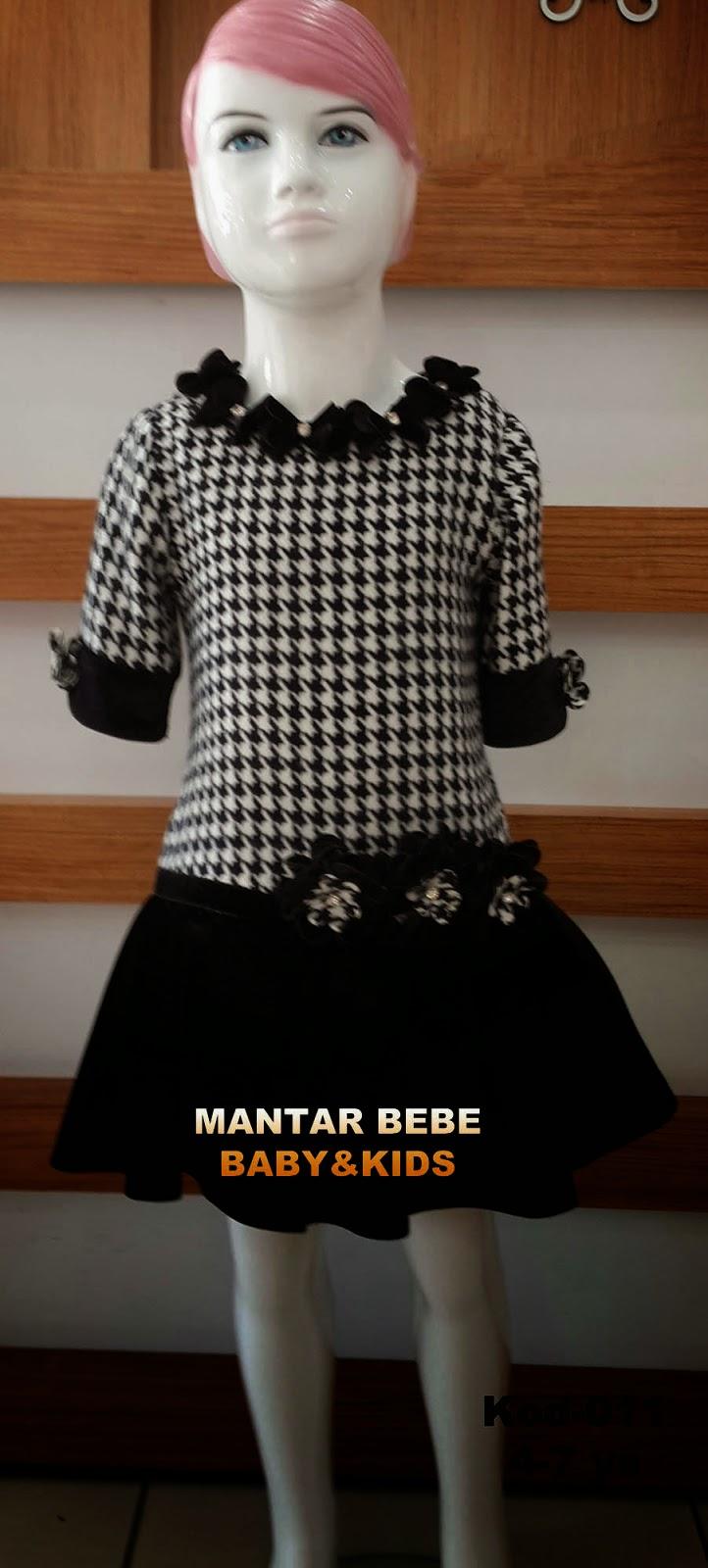 MANTAR BEBE ÇOCUK GİYİM - KOD011