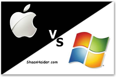 Windows 8 vs Mac OS X Lion