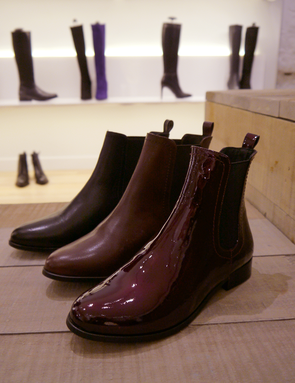 Ted and Muffy, AW 2015, fairytale fitters, Edinburgh boots, over the knee suede boots, blogger event, Scottish bloggers