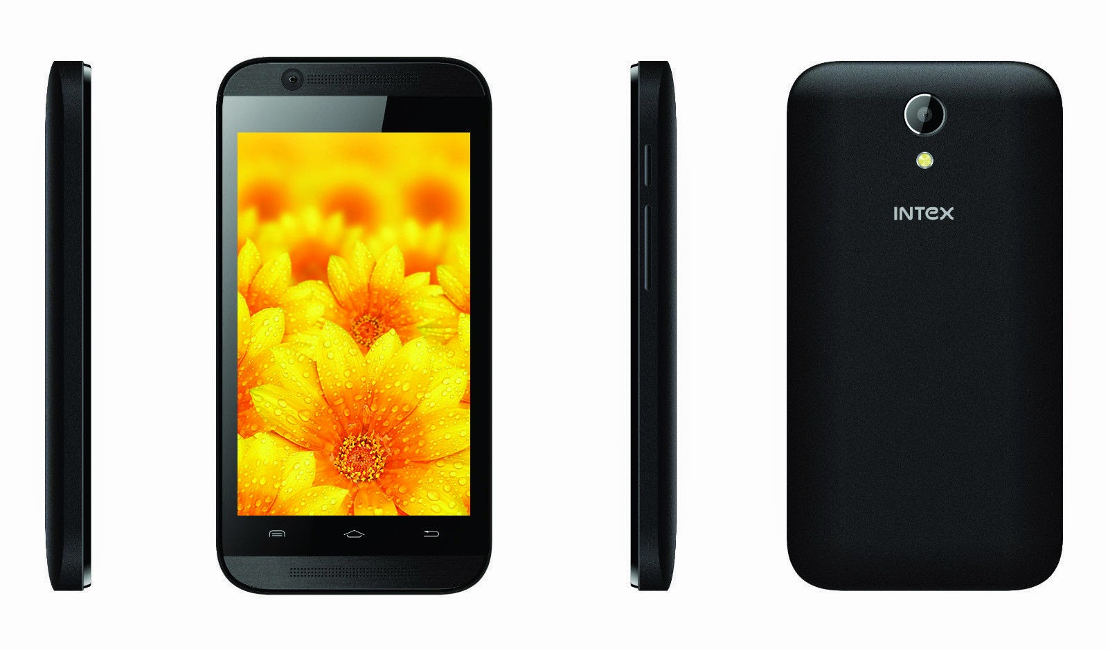 New Launch Intex Aqua 4X Mobile Phone | 2MP Cam | 3G| 1.0GHz Dual Core for Rs 2699