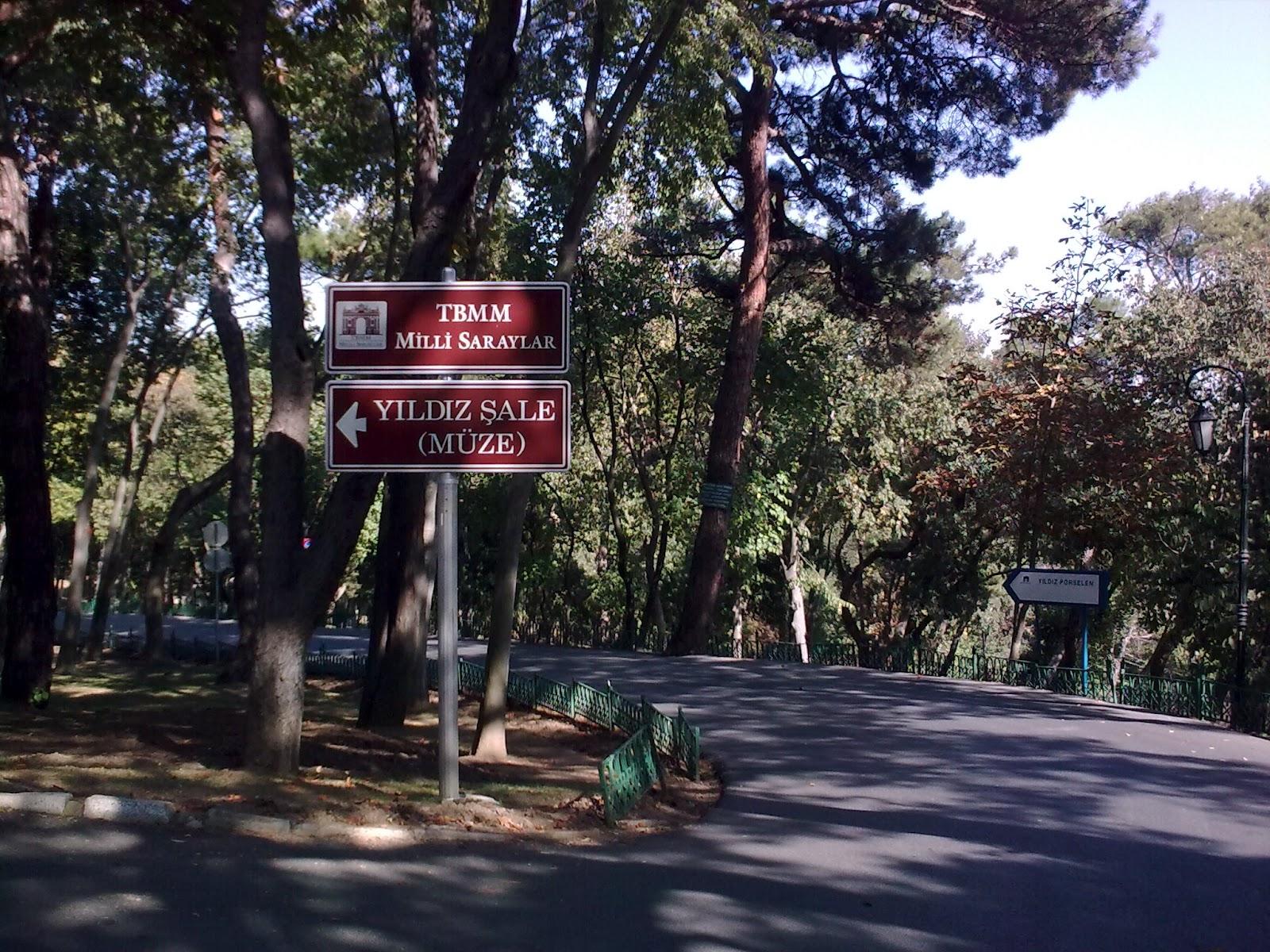 istanbul s yıldız palace and yıldız park part 1