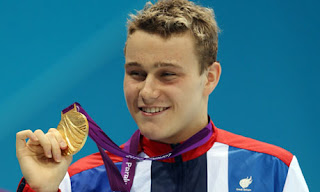 London 2012 Paralympic Games : Golden Ollie Hynd Grabs Pool Glory