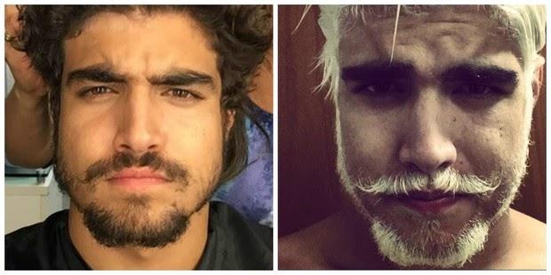 HIPERSESSÃO : Antes e Depois do ator 'Caio Castro'