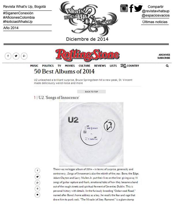 U2-Son-gs-Of-Innocence-Mejor-Álbum-año