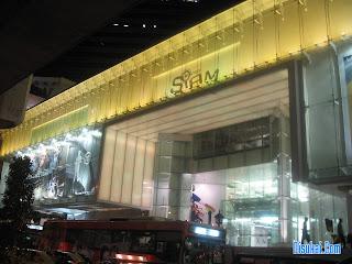 Siam Pragon Tempat Belanja Murah di Bangkok