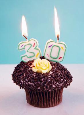 bolo de aniversario 30 anos