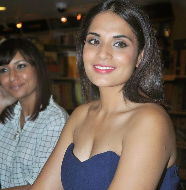 Richa Chadda At Launch Of Tina Sharma's Book