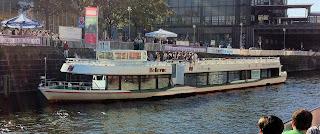 Schiffsverkehr: Schifffahrt auf dem Kanal eingestellt, aus MOZ