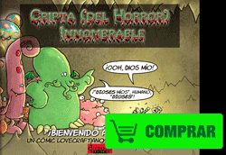 Comprar La Cripta (del Horror) Innombrable volumen 1
