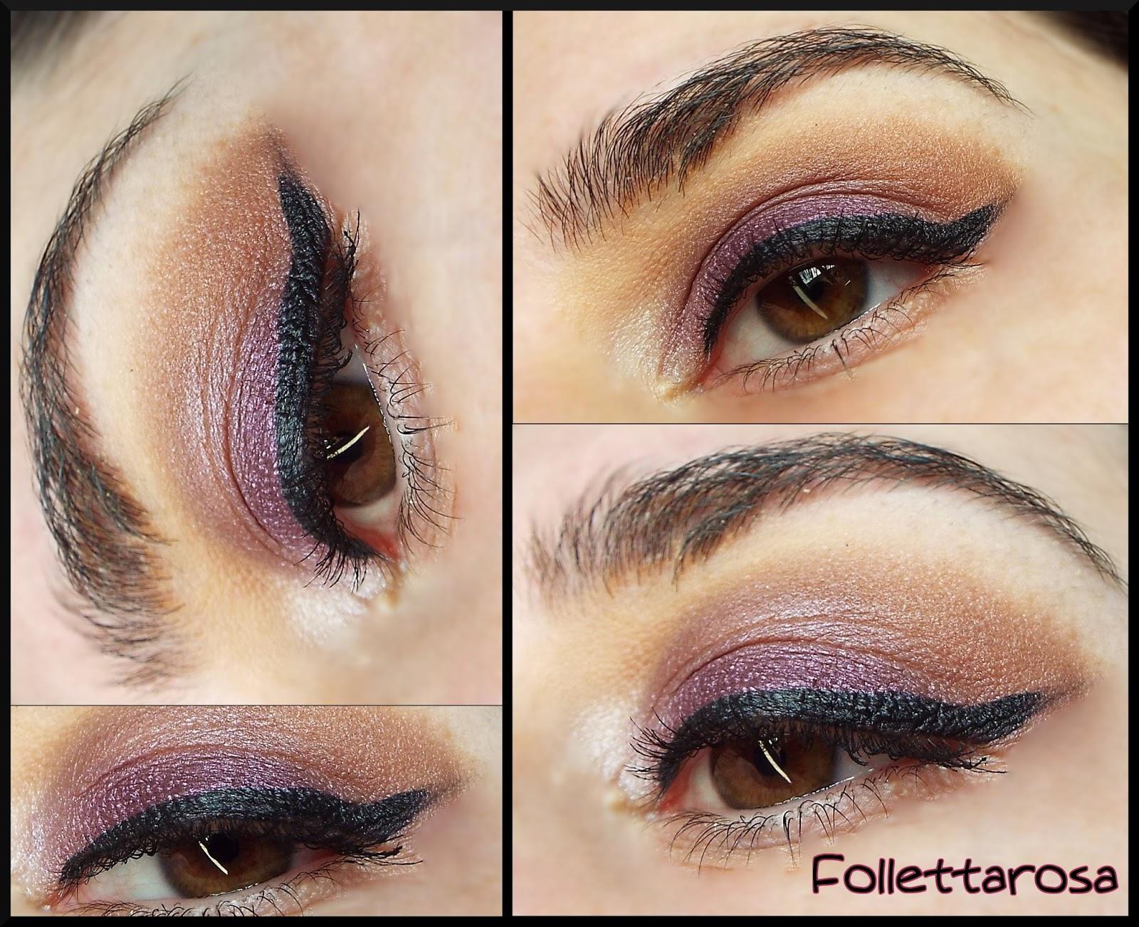 make up occhi marroni inverno 2015