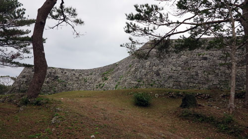 Zakimi Castle, Yomitan, Okinawa