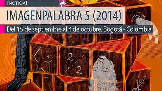 Exposiciones, charlas y talleres en IMAGENPALABRA 5