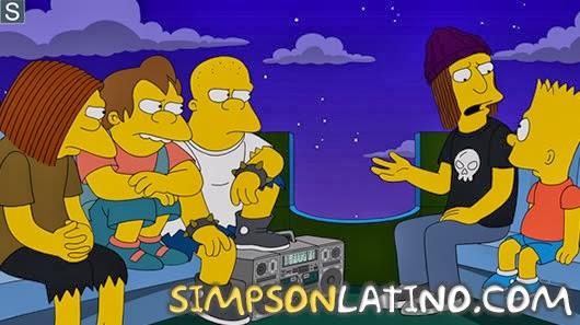 Los Simpson 25x14