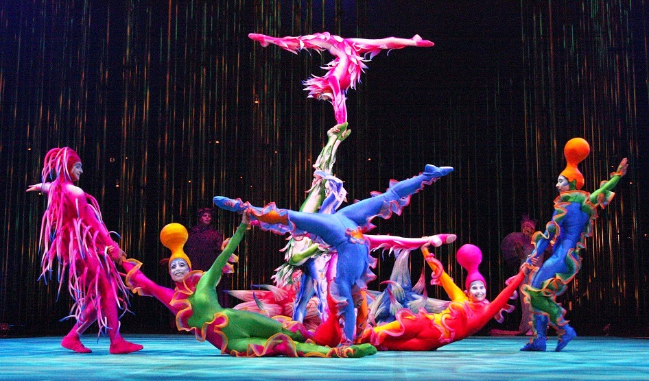 Ingressos shows do Cirque du Soleil em Las Vegas