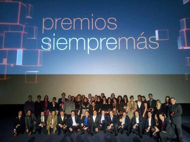 Conexión, galardonada con dos premios Siempre+