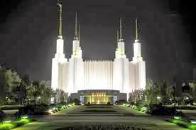 Our new temple...