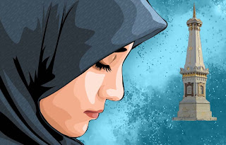 Cewek Jogja Muslimah