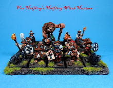 Van Halfling's Witch Hunters