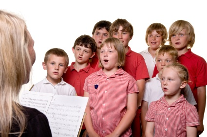 Nyanyian lagu tema hari guru