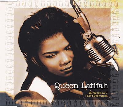 Queen Latifah – Weekend Love / I Can't Understand (CDS) (1994) (320 kbps)
