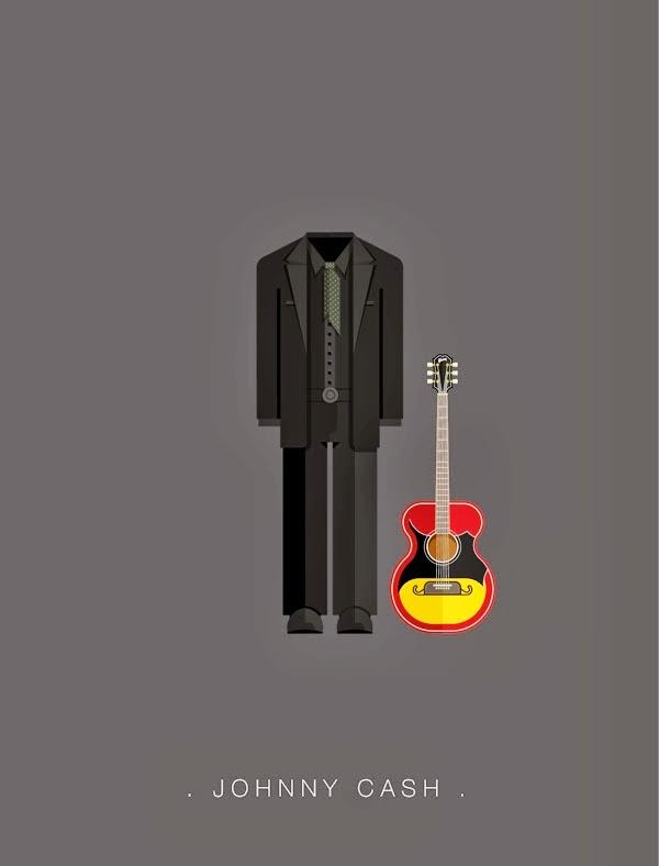 Ilustración minimalista de Federico Birchal