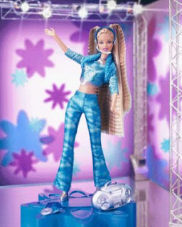 Children parties, Barbie decoration