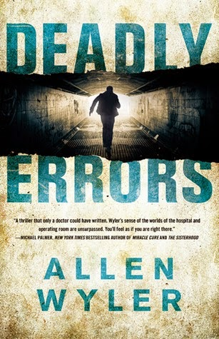 Deadly Errors Giveaway
