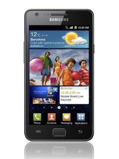 Samsung Galaxy SII Pré Venda