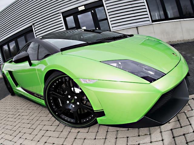2012 Lamborghini LP620-4 Green Beret Wheelsandmore