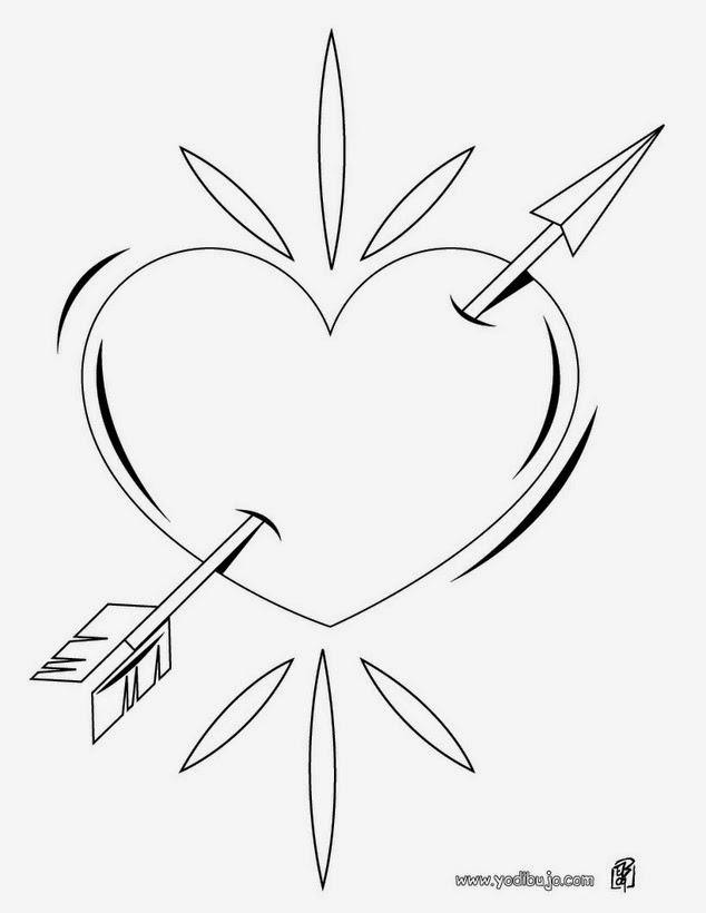 Imagenes de amor para dibujarcolorearpintar  Imgenes de amor