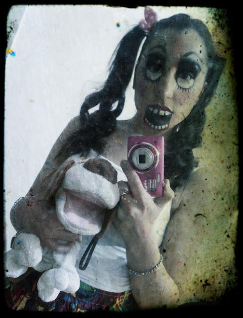 Marilina B Makeup