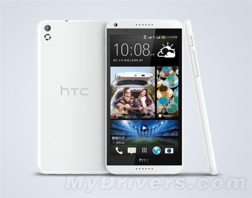 Svelato in anteprima il prossimo phablet dual sim di fascia media di HTC: Desire 8