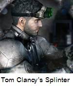 แนะนำเกมส์ TOM CLANCY'S Splinter Cell