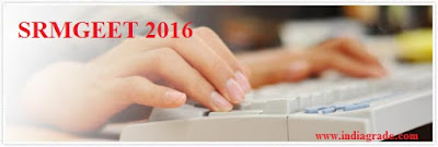 SRMGEET 2016 Application Form