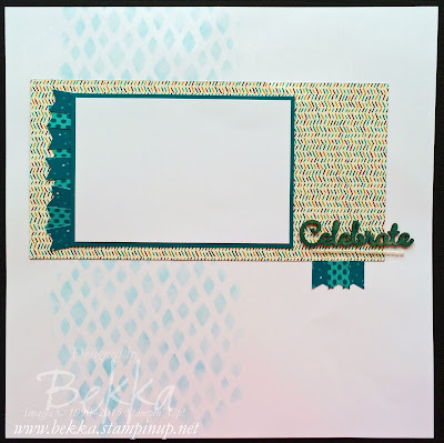 Bohemian Boarders Scrapbook Page - check this blog for lots of great ideas