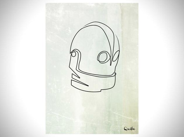 Poster Minimalis Quibe