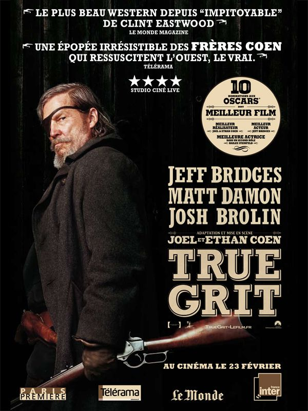REMAKES DE FILMS - Page 3 True+grit