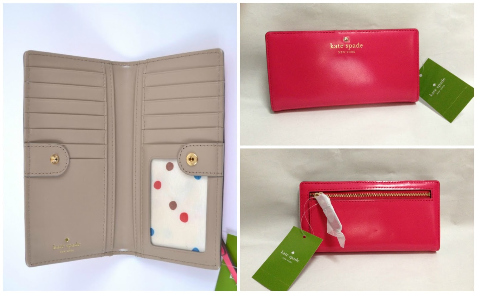 Kate Spade Tudor City Stacy Purse