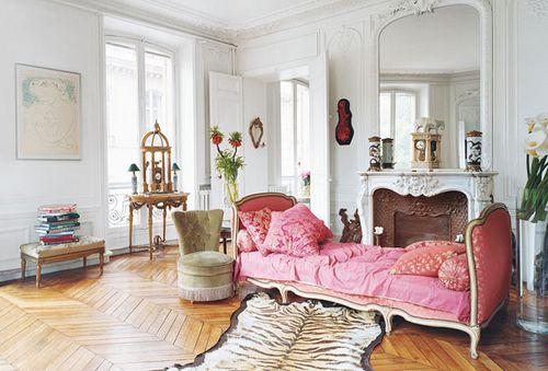 chinoiserie chic trending pink sofas