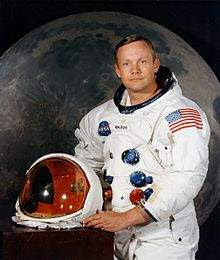 The biography of Neil Armstrong
