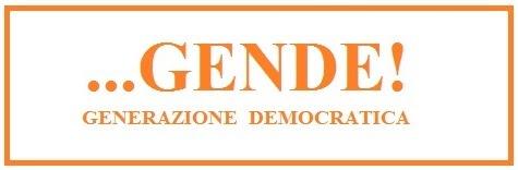 GENERAZIONE DEMOCRATICA