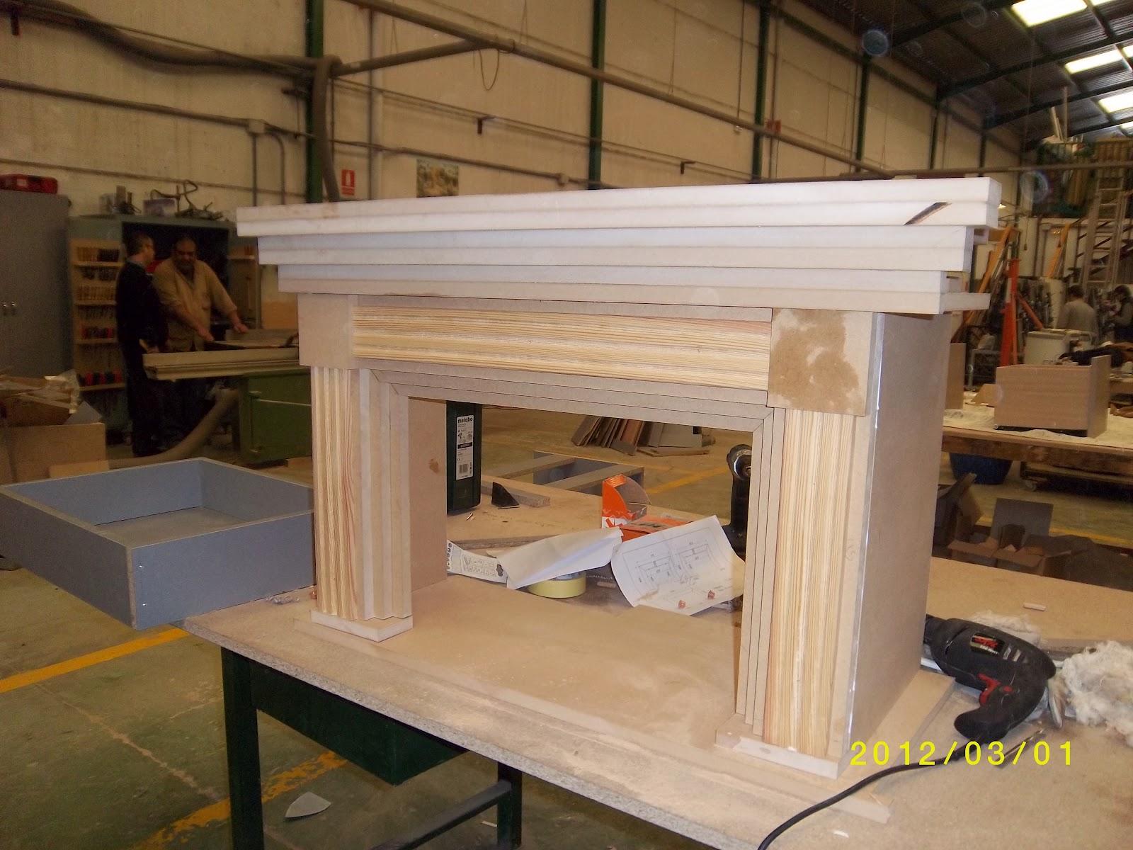 Hacer chimenea de obra stunning hacer chimenea de obra - Como hacer chimeneas decorativas ...