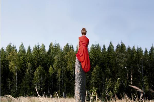 Fotos surrealistas mujer