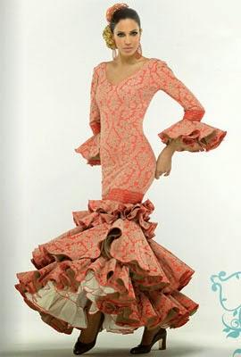 moda flamenca El Corte Inglés trajes flamenca