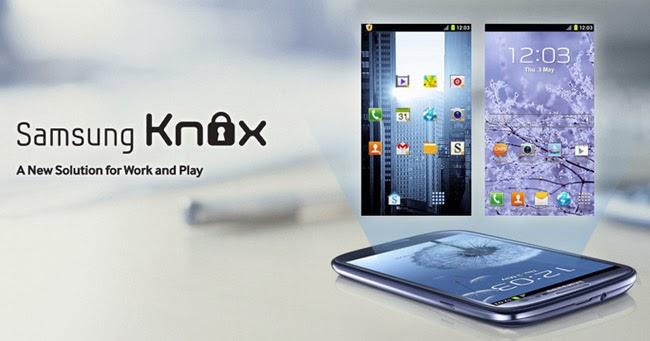 samsung galaxy s5 te Knox açığı