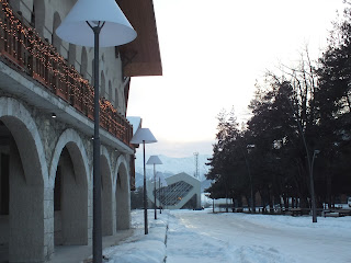 Svaneti,Center Square