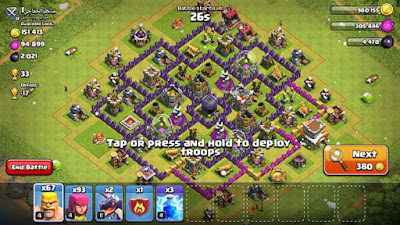 clash of clans full apk